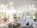 CILING-Spanndecke_Wohnbereiche-Decke-Weiß-glänzend
